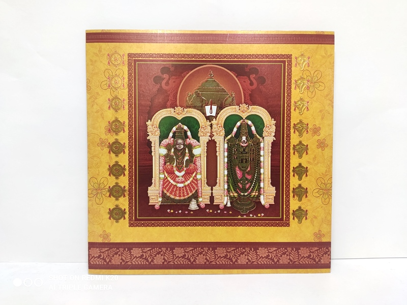 Hindu Cards-SGC HC 003